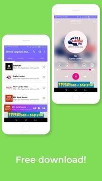 UK Radio Stations Online | Absolute Radio 90s Free screenshot 4