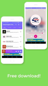 UK Radio Stations Online | Absolute Radio 90s Free screenshot 9