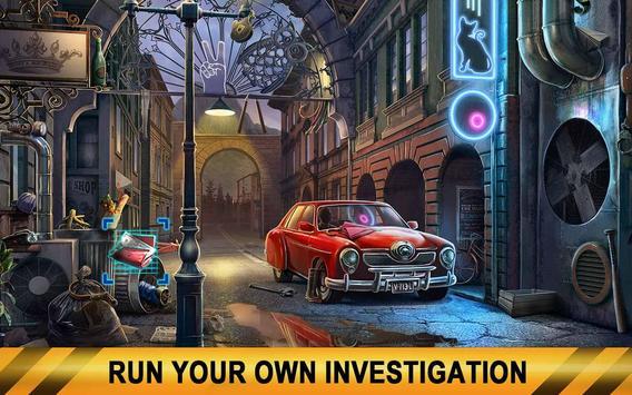 🔎 Crime City Detective: Hidden Object Adventure poster