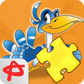 Free Jigsaw Puzzle for Kids icon