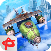 Sky to Fly Faster Than Wind 3D icon
