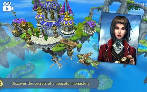 Sky to Fly Faster Than Wind 3D apk screenshot