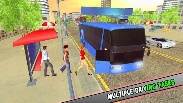 Coach Bus Tourist Transport Simulator poster