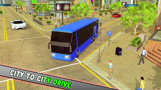 Coach Bus Tourist Transport Simulator screenshot 1