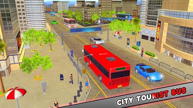 Coach Bus Tourist Transport Simulator screenshot 2