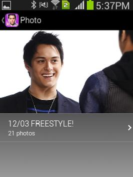 iWant Stars for Enrique screenshot 1