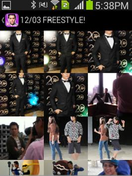 iWant Stars for Enrique screenshot 2