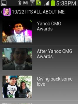 iWant Stars for Enrique screenshot 5