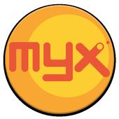 MYX Charts icon