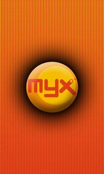 MYX Charts poster