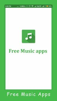 Free Music -Unlimited MP3 Streamer, Free All Songs poster