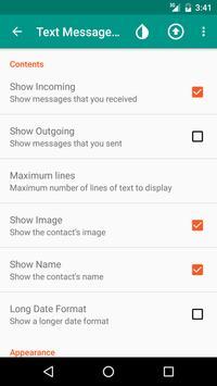 All Messages Widget apk screenshot