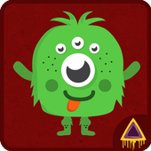 Monster Game for Kids icon