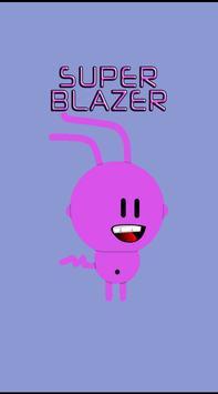 Super Blazer Bird poster