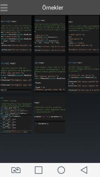 C# Öğreniyorum apk screenshot