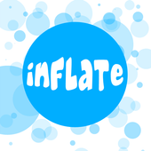 inflate icon