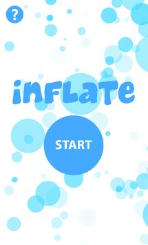 inflate poster