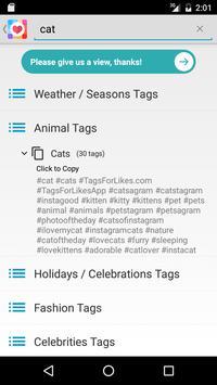 Likes & Follower for Instagram apk screenshot