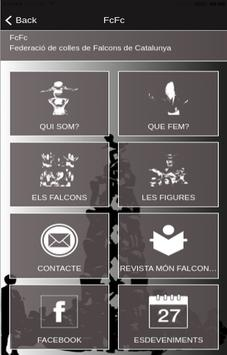 Federació Falcons Cat apk screenshot