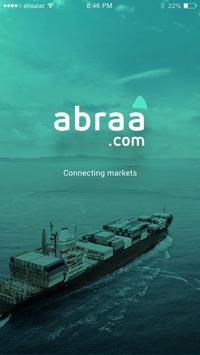 Abraa poster