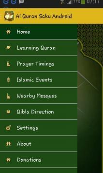Al Quran Saku Android (Free) screenshot 4