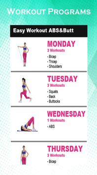 abs  butt easy workout  women fitness for android  apk