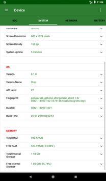 CPU X screenshot 13