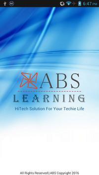 ABS eLearning poster