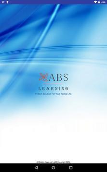 ABS eLearning apk screenshot