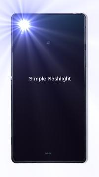 Simple Flashlight screenshot 3