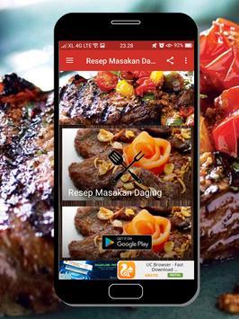 Resep Masakan Daging screenshot 2