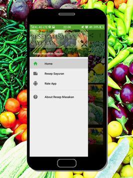 Resep Masakan Sayuran screenshot 2