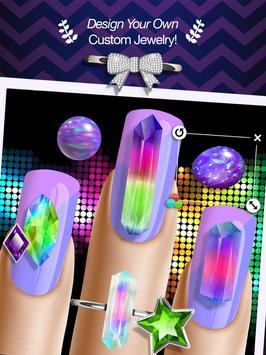 Nail Salon™ Manicure Girl Game screenshot 7