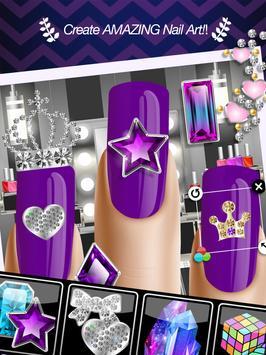 Nail Salon™ Manicure Girl Game screenshot 8