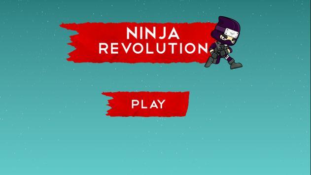 Ninja Revolution poster