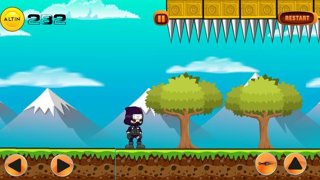 Ninja Revolution apk screenshot