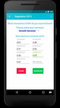 CGPA Calculator screenshot 4