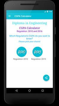 CGPA Calculator poster