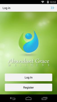 Abundant Grace Wellness poster