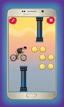 Shiva dan Sepeda Terbang apk screenshot