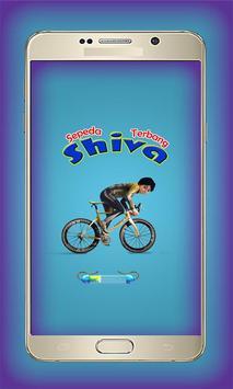 Shiva dan Sepeda Terbang poster