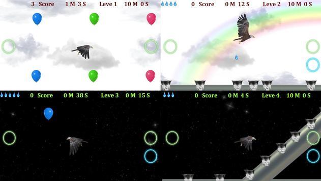 刪除Eagle Drop (free) screenshot 2