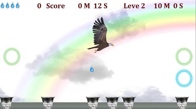 刪除Eagle Drop (free) screenshot 6