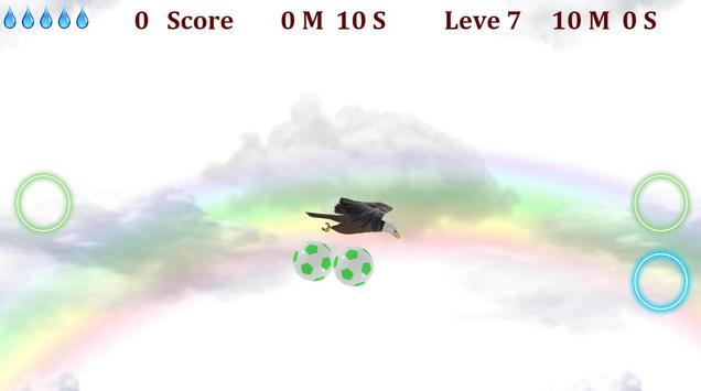 刪除Eagle Drop (free) screenshot 5