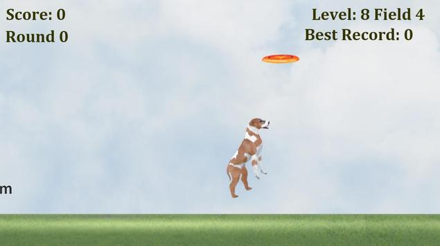 Frisbee Dog free apk screenshot