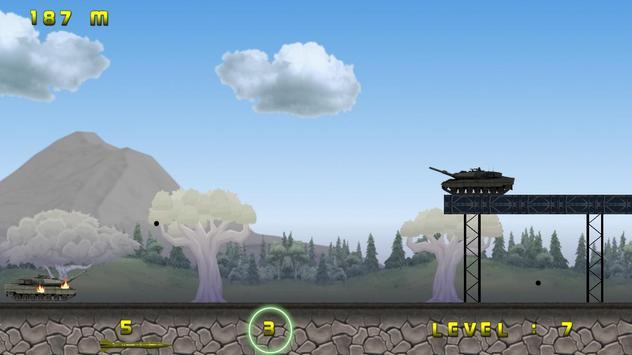 Tank – No Way Back (free) apk screenshot
