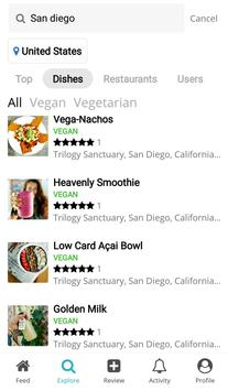 abillionveg screenshot 1