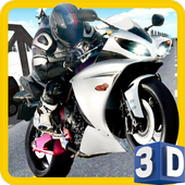 Motor Racing 3D 2018 アイコン