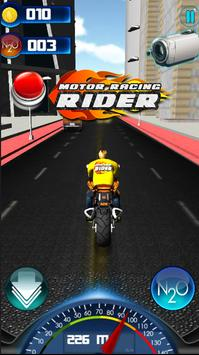 Motor Racing 3D 2018 スクリーンショット 3