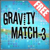 Gravity Match-3 - MATCH 3 JEWEL PUZZLE GAME icon